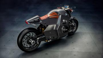 обоя bmw urban racer concept, мотоциклы, bmw, urban, racer, concept