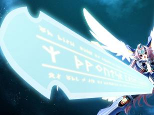 Картинка аниме angels demons