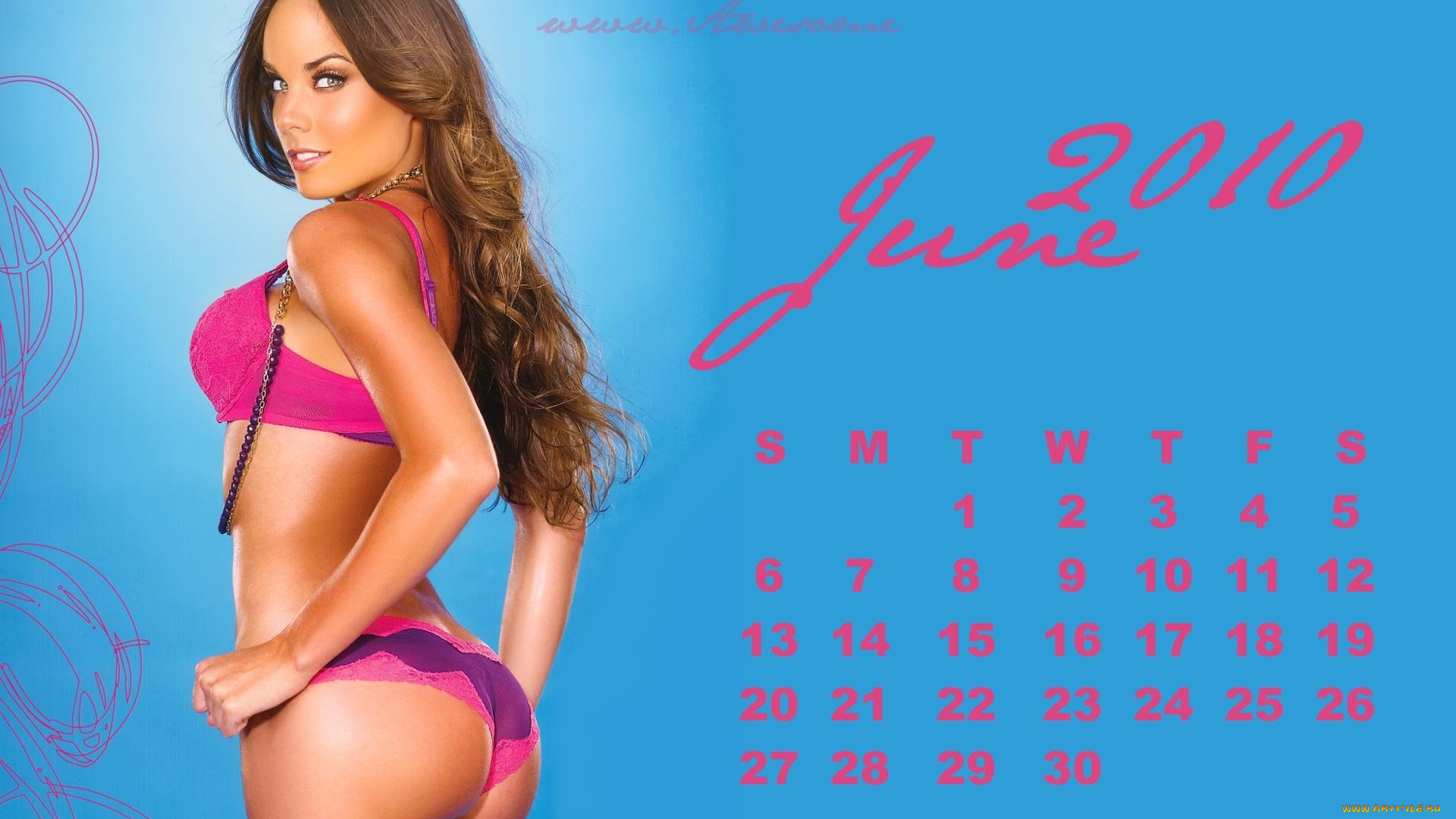 Sexy Calendar Girl Wallpapers For Free Download About