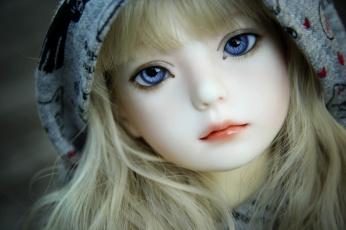 Картинка разное игрушки кукла портрет