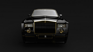 Картинка rolls-royce+phantom+bozca+gold автомобили 3д gold bozca phantom rolls-royce