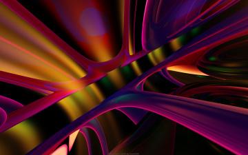 обоя 3д графика, абстракция , abstract, цвета, фон, узор