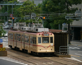 Картинка техника трамваи
