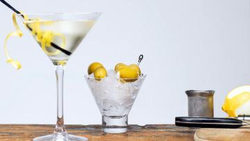 Лимонный коктэйль без смс