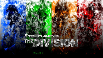 обоя tom clancys the division, видео игры, tom clancy`s the division, видеоигры, галерея, tom, clancys, the, division, games