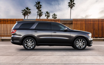 Картинка автомобили dodge car durango