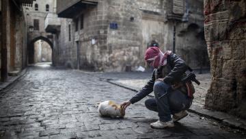 Картинка мужчины -+unsort дома кот еда улица оружие парень