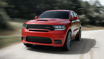 обоя dodge durango gt rallye appearance package 2018, автомобили, dodge, package, appearance, gt, rallye, durango, красный, 2018