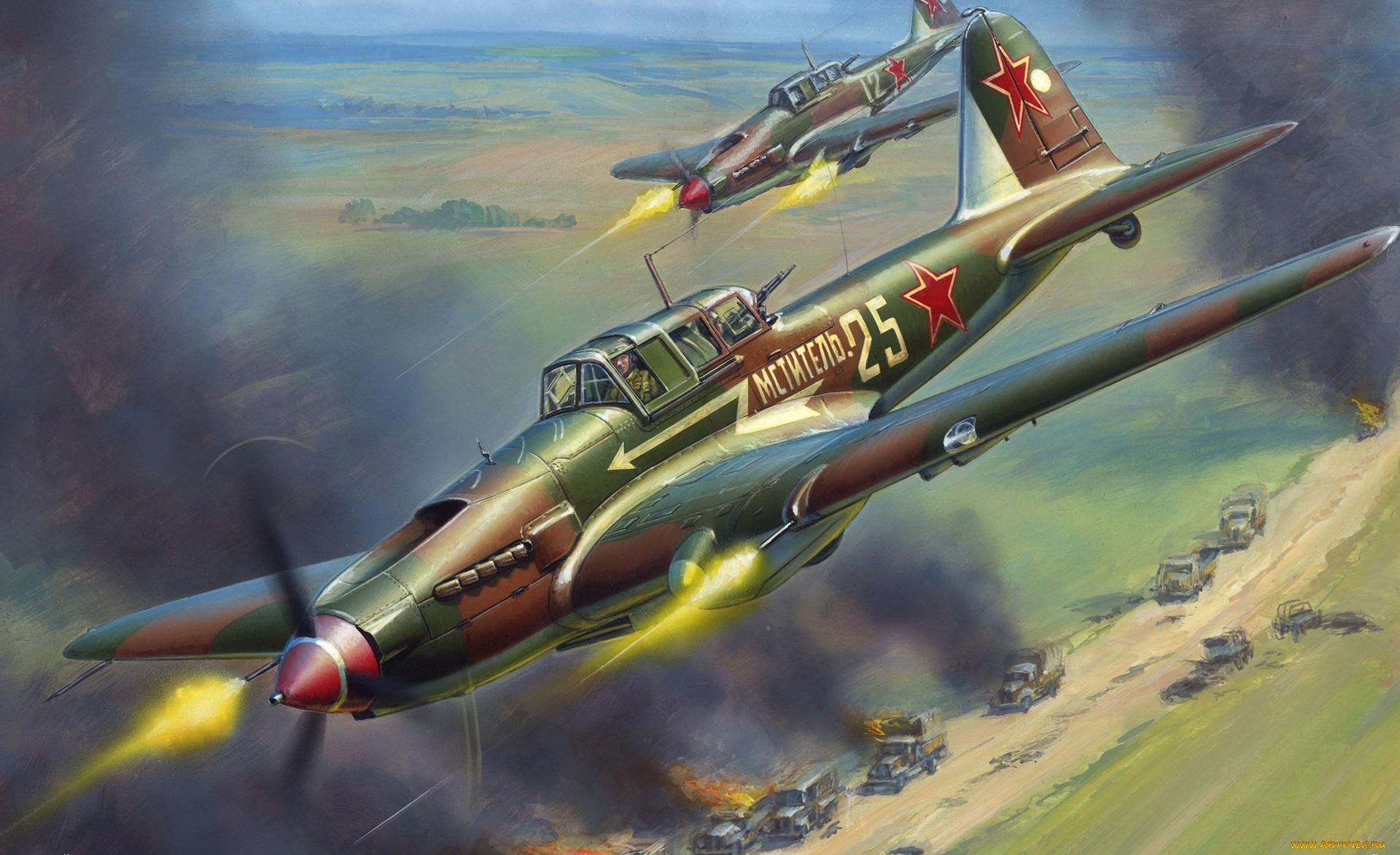 Конструктор открыток, открытка с танками и самолетами