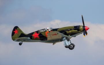 обоя mig-3, авиация, боевые самолёты, истребитель