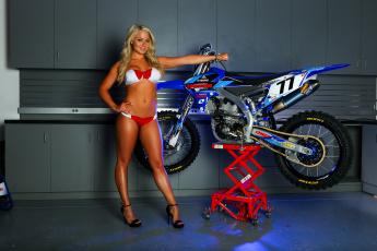 Картинка мотоциклы мото+с+девушкой moto