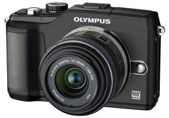 обоя olympus, бренды, фотокамера