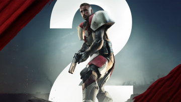 обоя видео игры, destiny 2, шутер, action, destiny, 2
