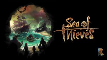 обоя видео игры, sea of thieves, sea, of, thieves, адвенчура, action, приключения