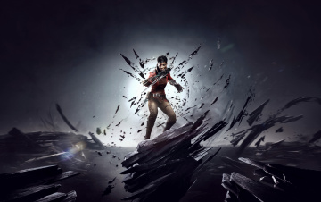 обоя dishonored,  death of the outsider, видео игры, action, death, of, the, outsider, шутер