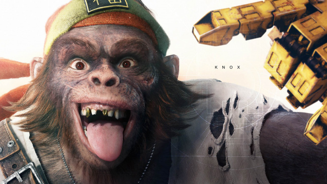 Обои картинки фото beyond good & evil 2, видео игры, action, beyond, good, and, evil, 2, адвенчура