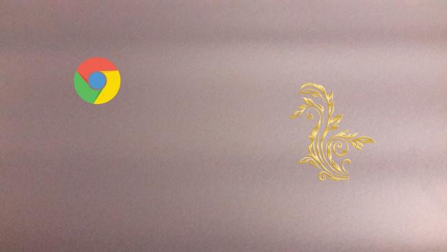 Обои картинки фото компьютеры, google,  google chrome, фон, логотип