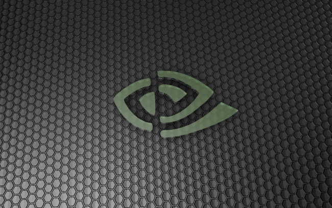 Обои картинки фото компьютеры, nvidia, фон, логотип