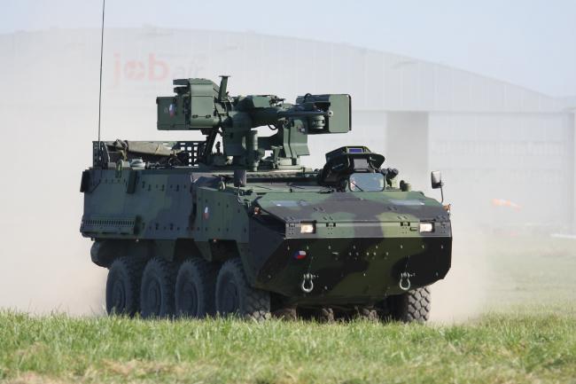 Обои картинки фото pandur, техника, военная техника, австрийский, бронетранспортер