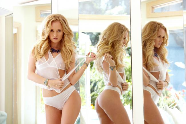 Обои картинки фото девушки, -unsort , блондинки, gabi