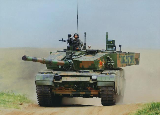 Обои картинки фото танки, техника, военная техника, боевой, танк, ztz-99a2, type, 99a2, основной, китай