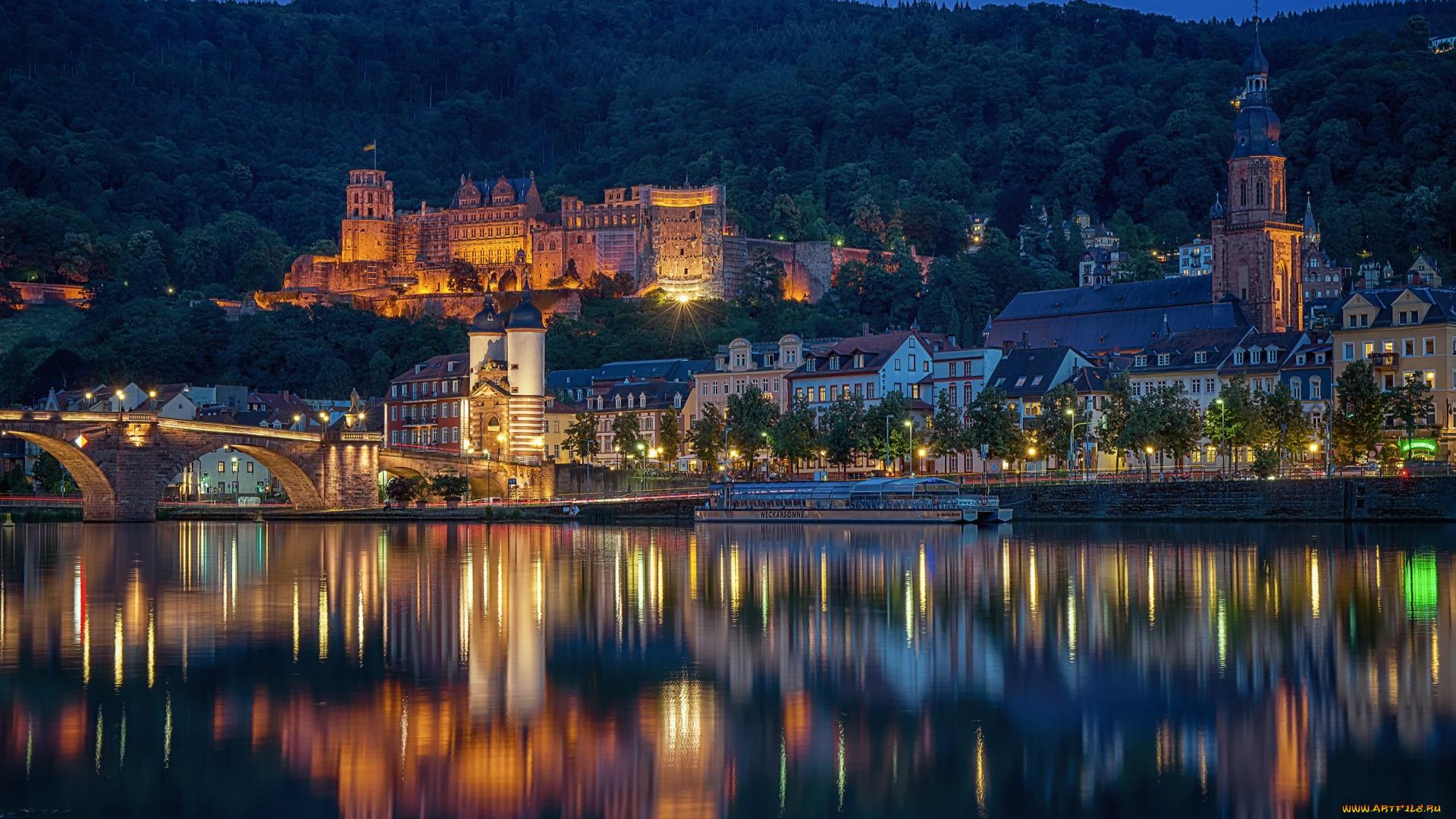 Heidelberg, Germany смотреть