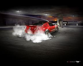 Картинка автомобили mustang