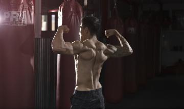 Картинка мужчины -+unsort мускулы спортсмен спина тату
