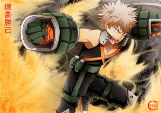обоя аниме, boku no hero academia, моя, геройская, академия