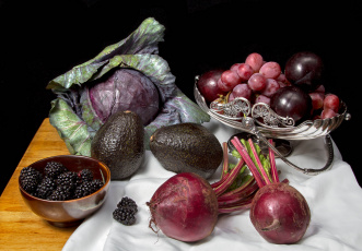 обоя еда, фрукты и овощи вместе, плоды