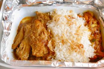 обоя еда, вторые блюда, мясо, рис