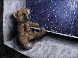 обоя bear, юмор, приколы