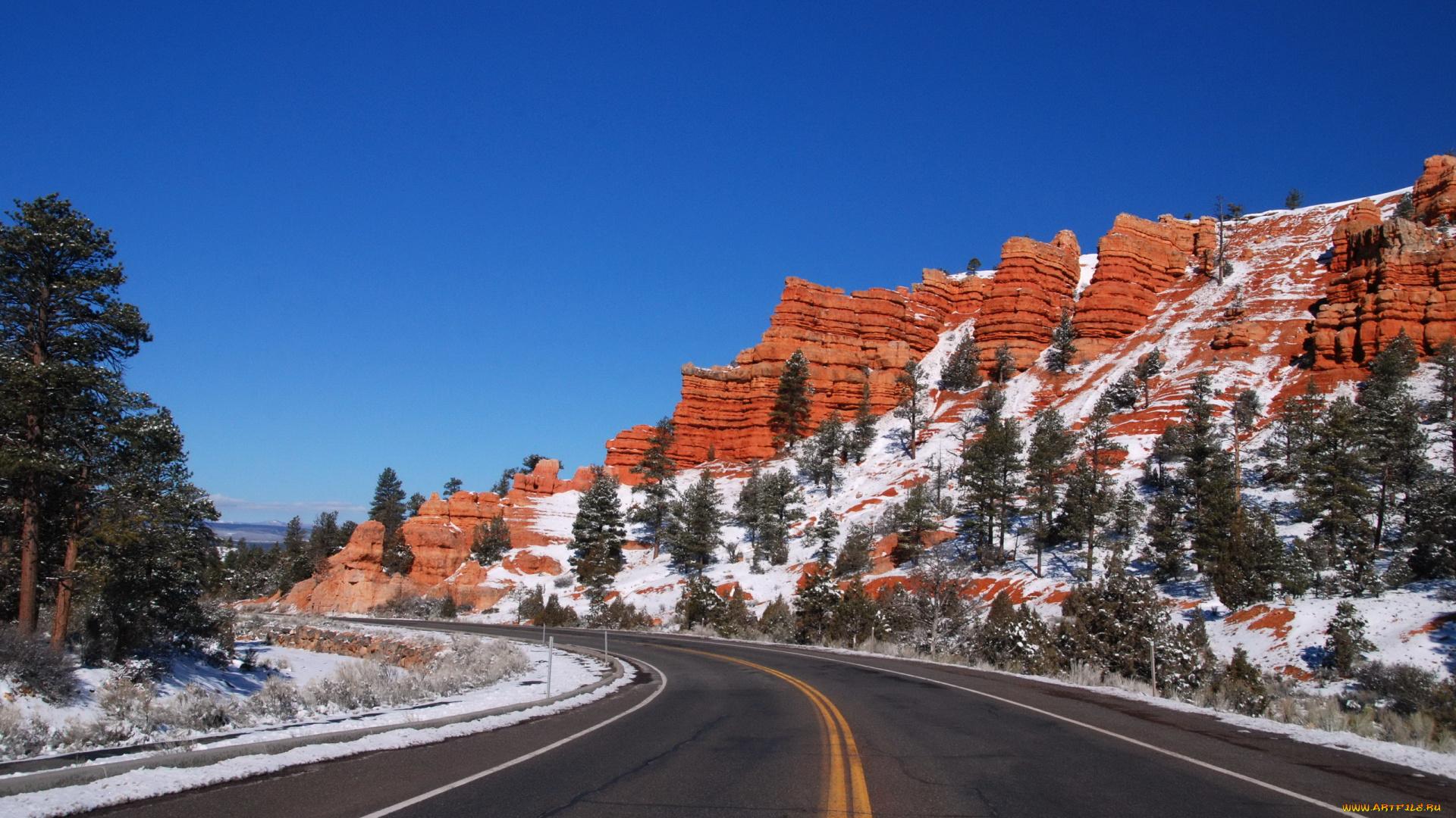 дорога горы без регистрации