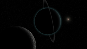 Картинка космос арт звезды планеты