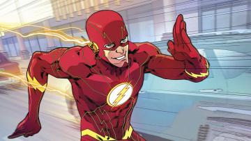 обоя рисованное, комиксы, flash