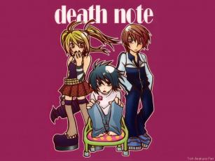 Картинка dn94 аниме death note