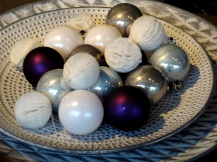 обоя праздничные, шары, шарики