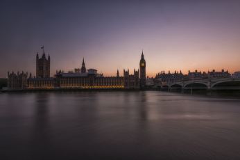 обоя города, лондон , великобритания, простор