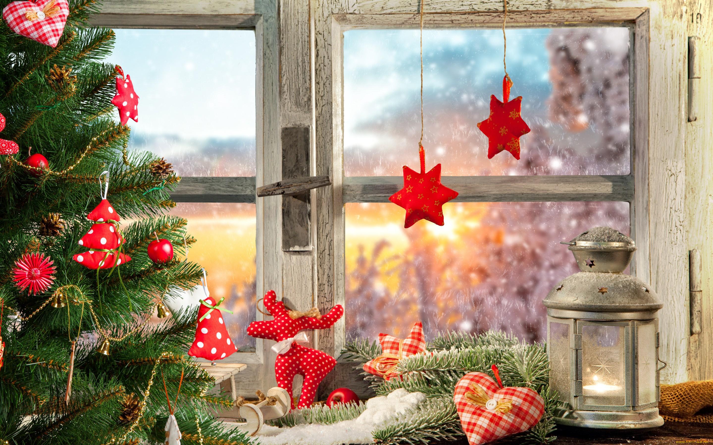 Сапоги новый год окно Boots new year window  № 2639479 загрузить