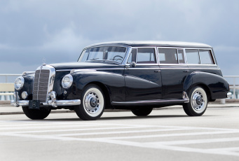 обоя mercedes-benz 300c station wagon by binz 1956, автомобили, mercedes-benz, 1956, wagon, by, binz, 300c, station