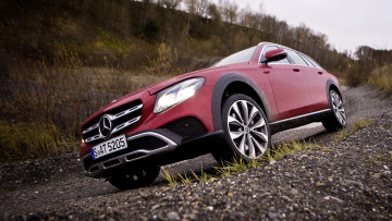 обоя mercedes-benz e-class all-terrain 2017, автомобили, mercedes-benz, 2017, all-terrain, e-class