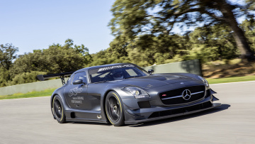 обоя mercedes-benz sls amg gt3-45th anniversary 2013, автомобили, mercedes-benz, 2013, anniversary, gt3-45th, amg, sls