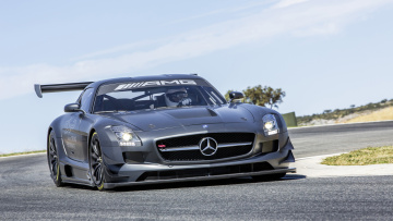обоя mercedes-benz sls amg gt3-45th anniversary 2013, автомобили, mercedes-benz, sls, 2013, anniversary, gt3-45th, amg