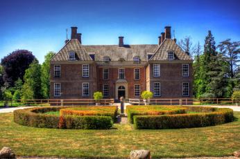 Картинка замок slangenburg нидерланды города дворцы замки крепости