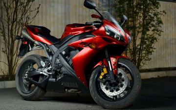 Картинка мотоциклы yamaha bike