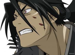 обоя sword of the stranger, аниме, unknown,  другое, nanashi