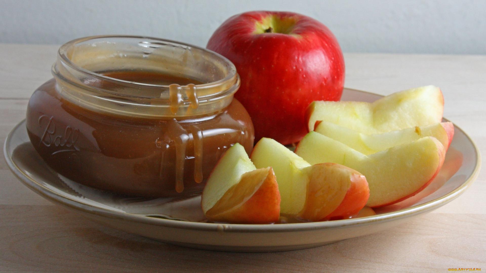 еда из яблок картинки сильного