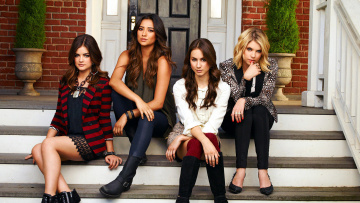 Картинка кино+фильмы pretty+little+liars ashley benson lucy hale troian bellisario shay mitchell