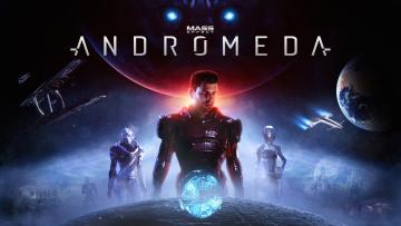 обоя видео игры, mass effect,  andromeda, mass, effect, аndromeda, action, шутер