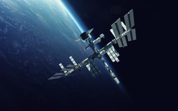 обоя космос, космические корабли,  космические станции, вселенная, галактика, полет, спутник, космический, корабль